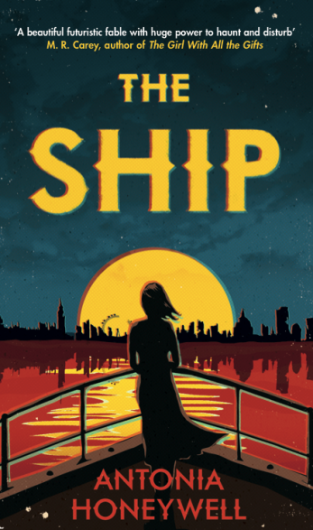 The Ship Carey cover