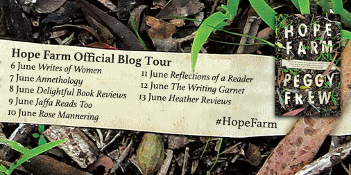 Hope Farm Blog Tour
