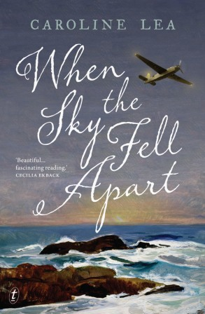 Last year  I reviewed Caroline Lea     s debut novel When the Sky Fell Apart  which looks at the occupation of Jersey in the Second World War