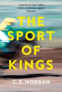 Image result for the sport of kings by c.e. morgan